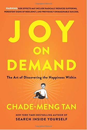Buchcover: Joy on Demand: The Art of Discovering the Happiness Within