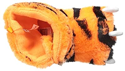 carter's Tiger S Tiger Foot Fashion Slipper (Toddler)