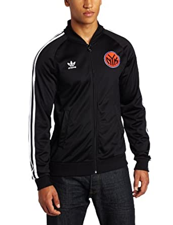 NBA New York Knicks Originals Court Series Legacy Track Jacket by adidas