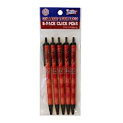 Buy NCAA Nebraska Cornhuskers Disposable Click Pens by PSG