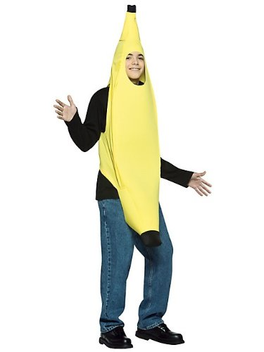 Teen Banana Costume
