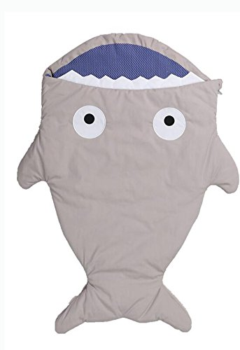 Baby Newborn Shark Sleeping Bag Sack Swaddle Wrap Blanket Stroller Bedding Quilt (Shark Sack compare prices)