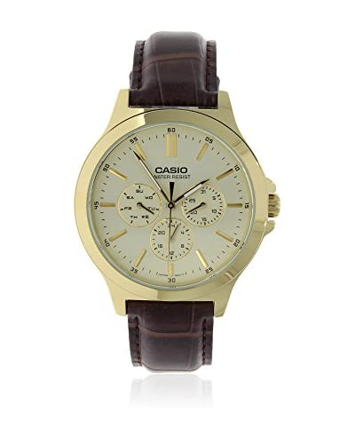 Casio Orologio con Movimento al Quarzo Giapponese Man Mtp-V300Gl-9A 40.0 mm