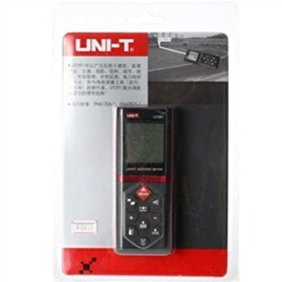 Eztronics Corp UNI-T UT391 Handheld Digital Laser Distance Meter Range Finder 197Ft