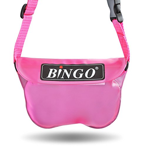 Docooler® Waterproof Bag Swimming Rafting Waist Packs For Phone Wallet Purse Compact Camera