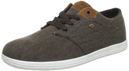 British Knights COPAL Low Top Mens Brown Braun (dk. brown 2) Size: 8 (42 EU)