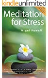 Meditation For Stress (English Edition)