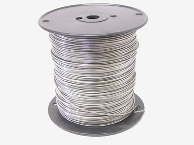 Field Guardian 15-Guage Aluminum Wire, 150-Feet