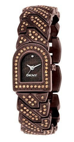 DKNY Women's Crystal Collection watch #NY4230