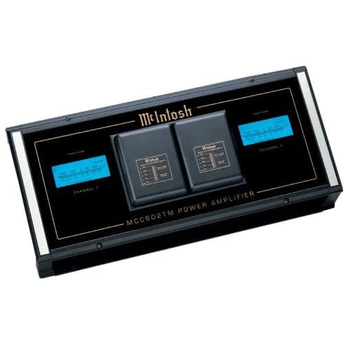 Amazon.com : McIntosh MCC602TM : Vehicle Electronics : Car Electronics