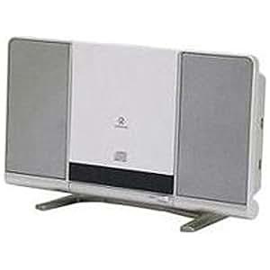 小泉成器 USB/SD/Bluetooth対応ステレオCDシステム ホワイト SDB1700W