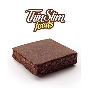 ThinSlim Foods Low Carb Low Fat Brownies Original