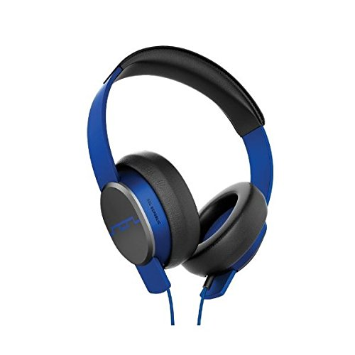 Sol Republic 1601-36 Master Tracks Over-Ear Headphones - Electric Blue