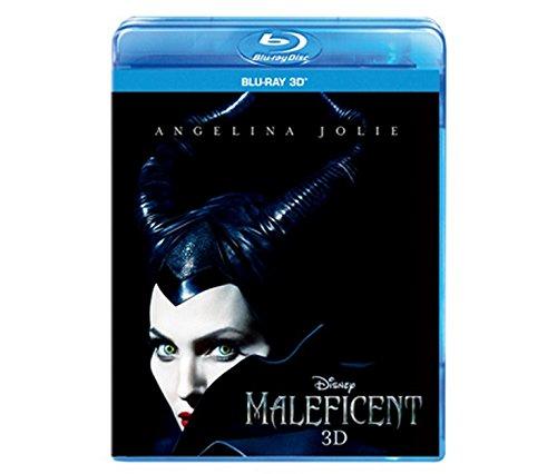 マレフィセント 3D  [Blu-ray] (2014)