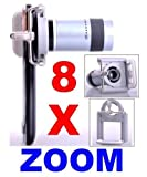 Telescope 6 X ZOOM for APPLE iPhone 3G camera! Works with 3g model! 8GB 16GB
