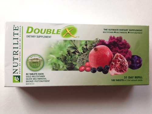 Authentic Sealed Nutrilite Double X 31 Day Refill