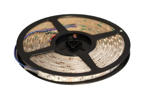 12V Rgb Flexible Led Strip 16' Roll (High Output 60/M 300/Roll)