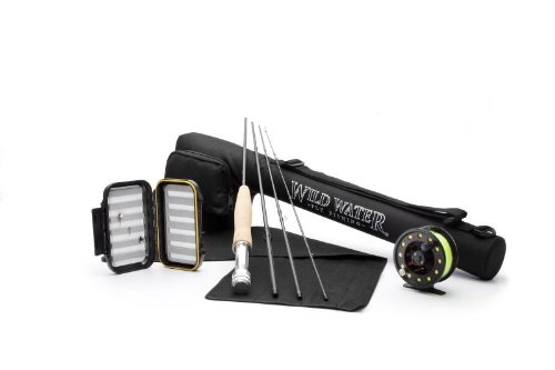 Wild Water Fly Fishing Complete 3/4 (7' Rod)