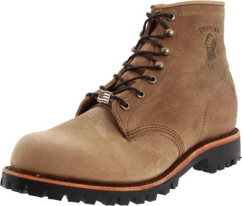 Chippewa Men's 20082 Boot,Tan,6.5 D US