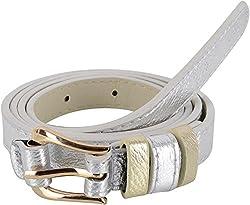 SRI Women's Belt (Silver)