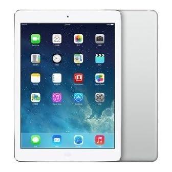 Apple アップル 海外版SIMフリー iPad Air A1475 シルバー 128GB Wi-Fi + Cellular [並行輸入品]