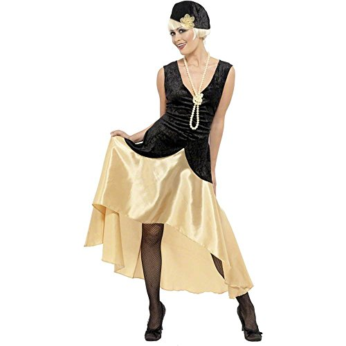 20s Gatsby Girl Plus Size Costume - Plus 1X