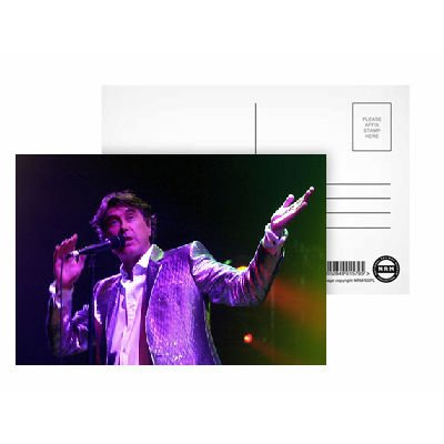 Brian Ferry - Roxy Music - Postcard (Pack of 8) - 6x4 inch - Art247 Highest Quality - Standard Size - Pack Of 8