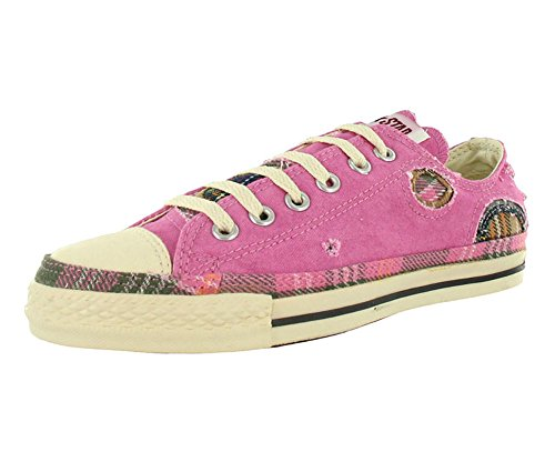 Converse All Star Chuck Taylor Pink Patch Work 6 M/ 8 W (Converse Work Shoes compare prices)