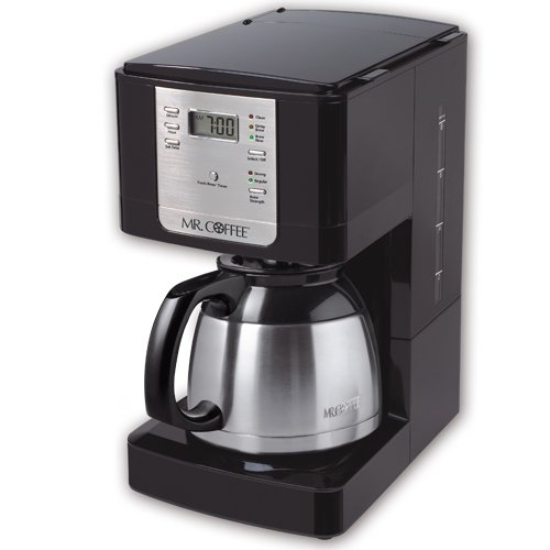 Mr Coffee Maker JWTX85: Prepares 8 Cups in One Go