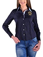 Galvanni Camisa Mujer Lectrotrek (Azul Oscuro)