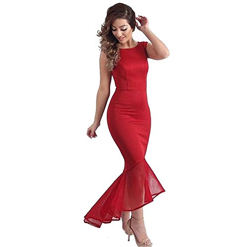 ou-rejilla-bodycon-de-encaje-sin-mangas-de-la-mujer-fishtail-vestido-de-noche-rojo-rosso-large