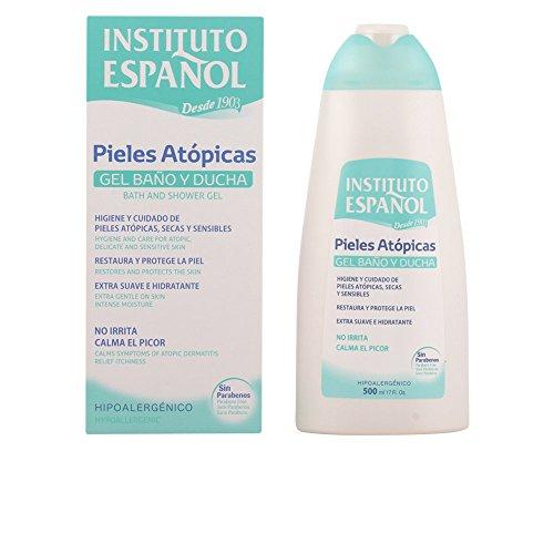 INSTITUTO ESPAÑOL - PIELES ATOPICA gel de ducha 500 ml-unisex