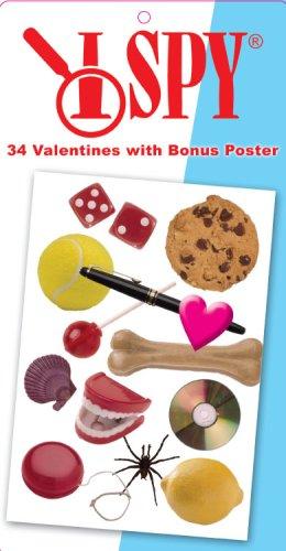 I Spy Valentines W/poster