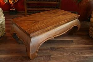 Opiumtisch, Aufklappbar, Couchtisch, 110x61x41, Massiv, Holz, Truhe  Kundenbewertung und Beschreibung