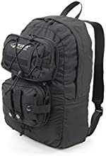 Yukon Tactical MG0061 Quick Scout - Molle Pack Black