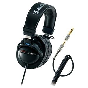 audio-technica 密閉型プロフェッショナルモニターヘッドホン ブラック ATH-PRO5MK2 BK