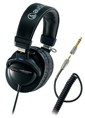 audio-technica プロフェッショナルモニターヘッドホン ATH-PRO5MK2 BK