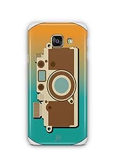 YuBingo Vintage Camera Mobile Case Back Cover for Samsung Galaxy A3 2016