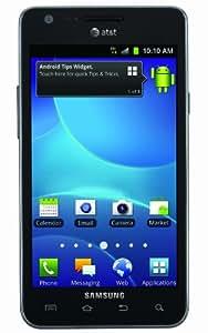 Samsung Galaxy S II Skyrocket i727 16GB Unlocked GSM 4G LTE Smartphone - Black
