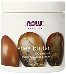 NOW Foods Shea Butter, 7-Ounce