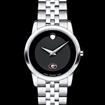 Georgia Women's Movado Museum with Steel Bracelet