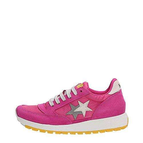 2 Star 2SD1148 Sneakers Donna Tessuto Fucsia Fucsia 41