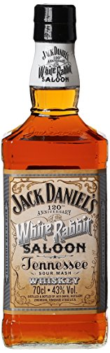 Jack Daniels discount duty free Jack Daniel's White Rabbit Whiskey 70 cl