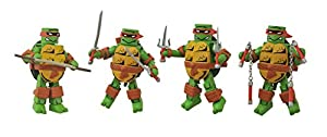 Teenage Mutant Ninja Turtles Mirage Minimates Box Set