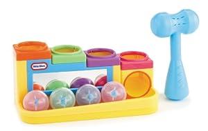 Little Tikes - Banco con martillo - BebeHogar.com