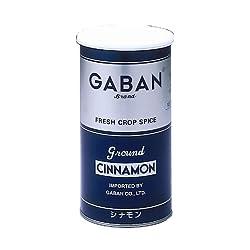 ギャバン シナモンパウダー300g丸缶