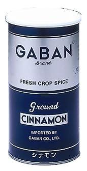 ギャバン シナモンパウダー300g 丸缶