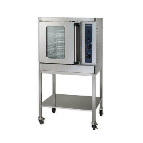 Wall Oven With Convection Microwave front-487836
