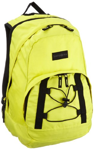 Samsonite Rucksack Offtread, Yellow,
