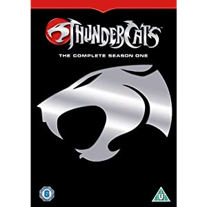 Thundercats Complete on Thundercats Complete Season 1  Dvd   1985   Amazon Co Uk  Thundercats